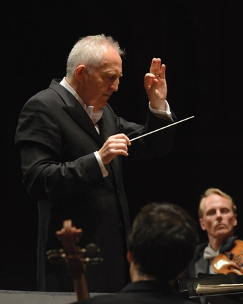 Bramwell Tovey is music director of the Vancouver Symphony Orchestra and a longtime collaborator with Jeff Alexander.