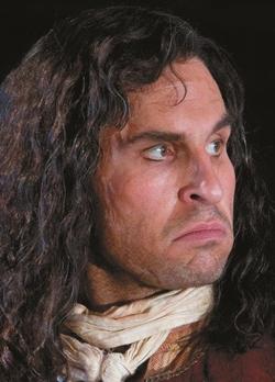 Kyle Ketelsen is Leporello in the Lyric Opera's 'Don Giovanni.' (Marty Sohl/Metropolitan Opera)