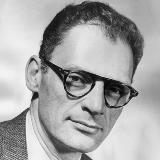 Playwright Arthur Miller