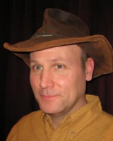 Playwright Todd Bauer