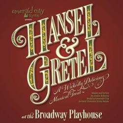 Poster for Emerald City Theatre's 'Hansel & Gretel'