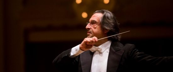 Riccardo Muti tapped into the depths of Debussy's 'La Mer' with the Chicago Symphony Orchestra. (Todd Rosenberg)