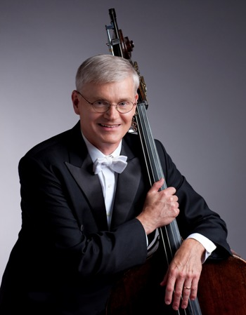 Stephen Lester, CSO bassist, is longstanding chair of the CSO Members' Committee. (Todd Rosenberg)