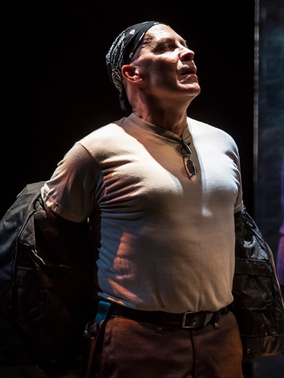 Kevin Gudahl portrays faithful Kent in 'King Lear' at Chicago Shakespeare Theater. (Liz Lauren)