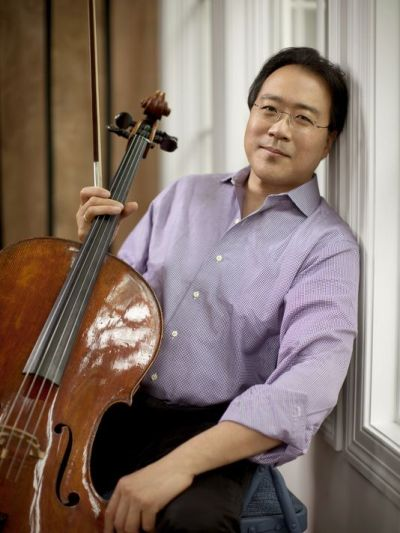 CSO creative consultant Yo-Yo Ma will also solo with the orchestra  in 2015-16. (Jeremy Cowart)