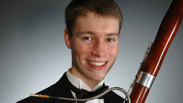 Kieth Buncke, 21, has won the Chicago Symphony Orchestra principal bassoon position, he told a news source in Atlanta, where he us currently principal bassoonist of the Atlanta Symphony.