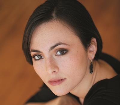 Mezzo-soprano Isabel Leonard will be Rossini's Cinderella in October 2015. (Jared Slater)