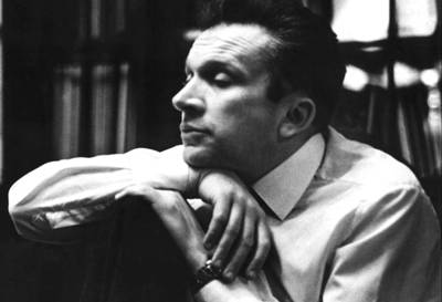 "Mieczysław Weinberg, composer of ""The Passenger."""