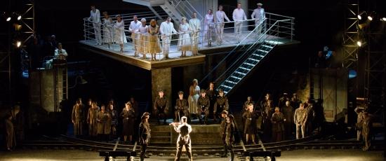 The Passenger, Lyric Opera Chicago 2015 (Robert Kusel)