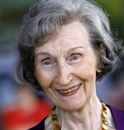 Zofia Posmysz, author of the novella 'The Passenger.' (wikia.net)