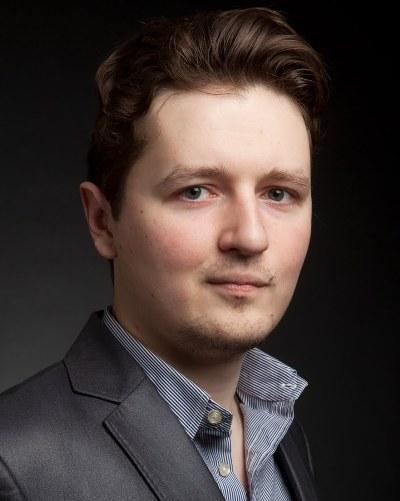 Composer Wlad Marhulets (Arthur Moeller)