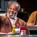 Holloway (Alfred H. Wilson) brings a philosophical calm to the diner run by Memphis (Terry Bellamy). (Liz Lauren)