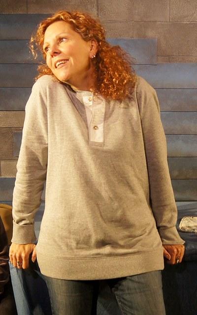 Jacqueline Grandt as Margie in 'Good People' at Redtwist Theatre. (Jan Ellen Graves)