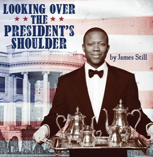 Manny Buckley plays White House servant Alonzo Fields in 'Looking Over the President's Shoulder' at ABT.