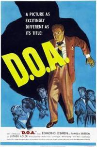 Strawdog will feature an adaption of the film noir 'D.O.A.' about a doomed man's quest to find out who poisoned him and why.