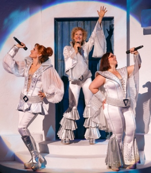 Perennial favorite 'Mamma Mia!' is headed back to Chicago this fall. (Courtesy of Broadway in Chicago)