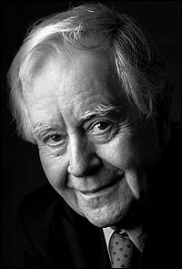 Playwright Horton Foote.
