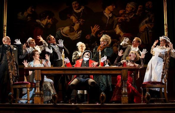 'A Gentleman's Guide to Love & Murder' kicks off Broadway in Chicago's 2015-16 season. (Courtesy Broadway in Chicago)