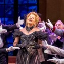 """11/11/15 1:21:27 PM --  The Lyric Opera of Chicago Presents """"The Merry Widow"""" Renée Fleming,  Nicole Cabell,  and Thomas Hampson  © Todd Rosenberg Photography 2015"""