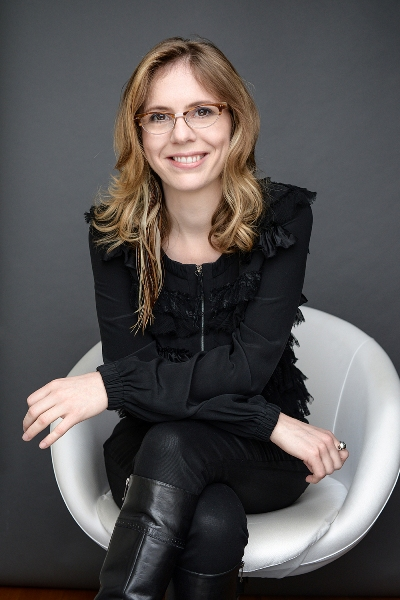 Composer Anna Clyne (Javier Oddo)