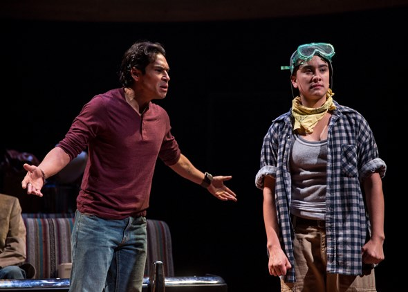 'Mother Road' is in development at Goodman Theatre's New Stages Festival