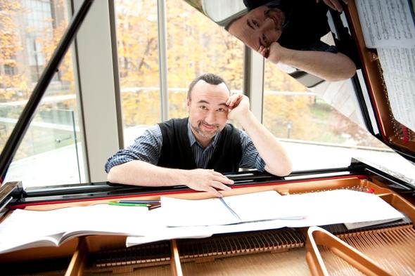Pianist Jon Kimura Parker (Tara McMullen)