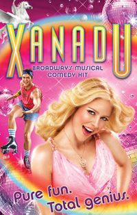 'Xanadu' the musical opened on Broadway in 2007.