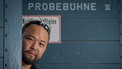 Bass-baritone Samuel Youn will sing Alberich. (DasErste.de)