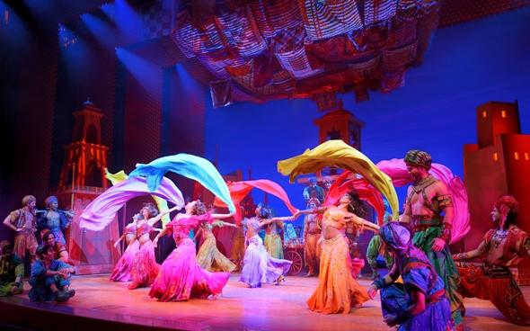 Disney's 'Aladdin' is coming to Chicago (Deen van Meer for Broadway in Chicago)