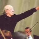 Conductor Gennady Rozhdestvensky