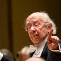 2/11/16 8:12:06 PM -- Chicago Symphony Orchestra 125th Year.   Maestro Gennady Rozhdestvensky conducts Sibelius' Rakastava   © Todd Rosenberg Photography 2016