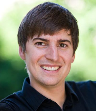Countertenor Nathan Medley