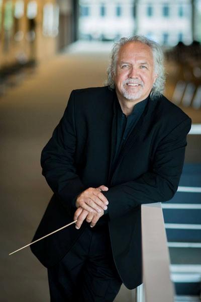 Donald Runnicles is music director of the Deutsche Oper Berlin. (Simon Pauly)