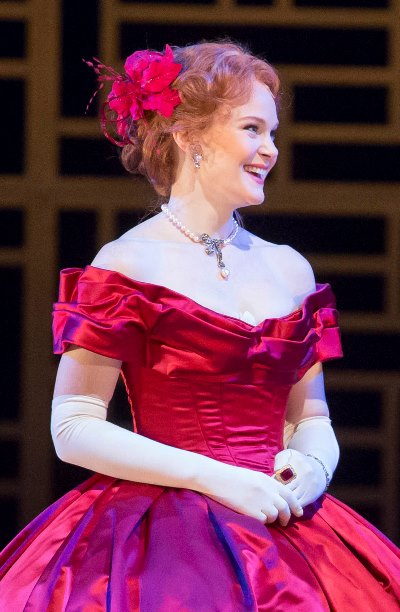 Kate Baldwin as the teacher Anna Leonowens in 'The King and I' at Lyric Opera. (Todd Rosenberg)