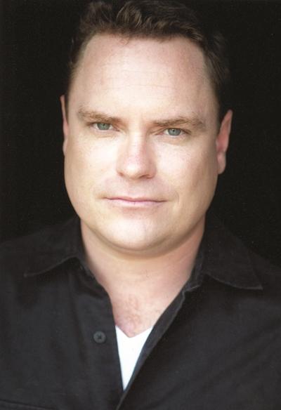 Actor Danny McCarthy