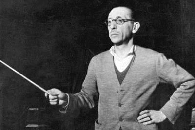 In 1940, Igor Stravinsky conducted the CSO in the world premiere of his Symphony in C.
