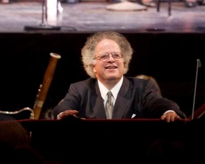 Former Ravinia Festival music director James Levine