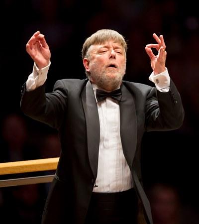 Sir Andrew Davis, music director of the Lyric Opera of Chicago. (Todd Rosenberg)