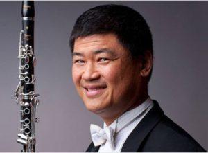 CSO assistant principal clarinet John Bruce Yeh (Todd Rosenberg)