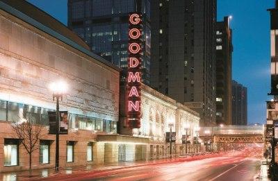 Goodman Theatre 400