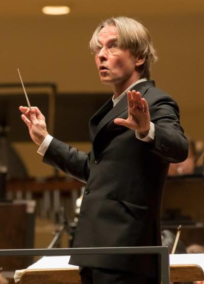"""Esa-Pekka Salonen presided over a """"Petrouchka"""" of wit and passion. (Todd Rosenberg)"""