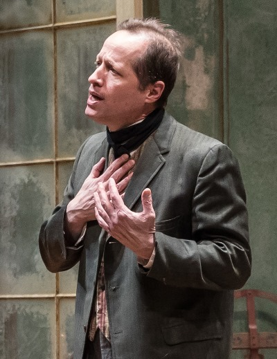 Tim Hopper is spot-on as the feckless, disappointed Vanya. (Liz Lauren)