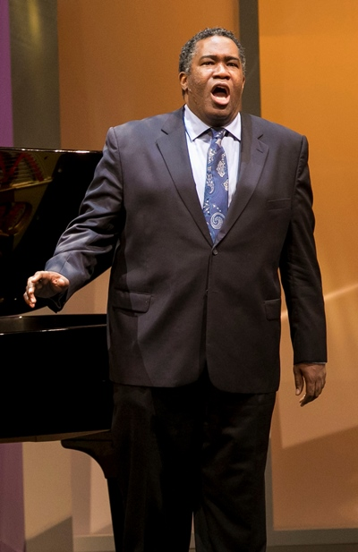 Eric Owens: deep musical intelligence and an agile voice. (Todd Rosenberg)