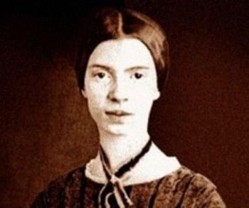 Poet Emily Dickinson (1830-1886)