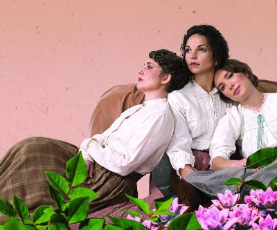 "Chekhov's ""Three Sisters"" is a tale of crumbling dreams. (Courtesy APT)"
