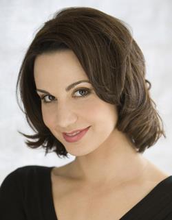 Mezzo-soprano Kelley O'Connor sings in Bolcom's Symphony No. 4.