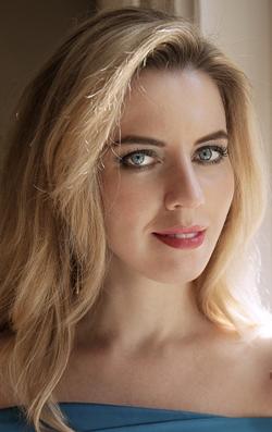 Natasha Paremski is the soloist for Rachmaninoff's Piano Concerto No. 3.