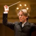 Conductor Esa-Pekka Salonen with soloist Yo-Yo Ma.Adams, Salonen, Stravinsky