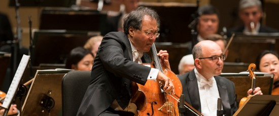 Cellist Yo-Yo Ma to play complete Bach suites  in free event presented by Chicago Symphony