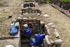 Restoring Chachabamba by Peter Murphy